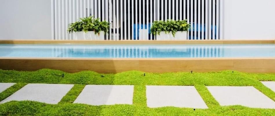 Fluxe architecture studio loves our plant tiles plant for Studio 11 architecture