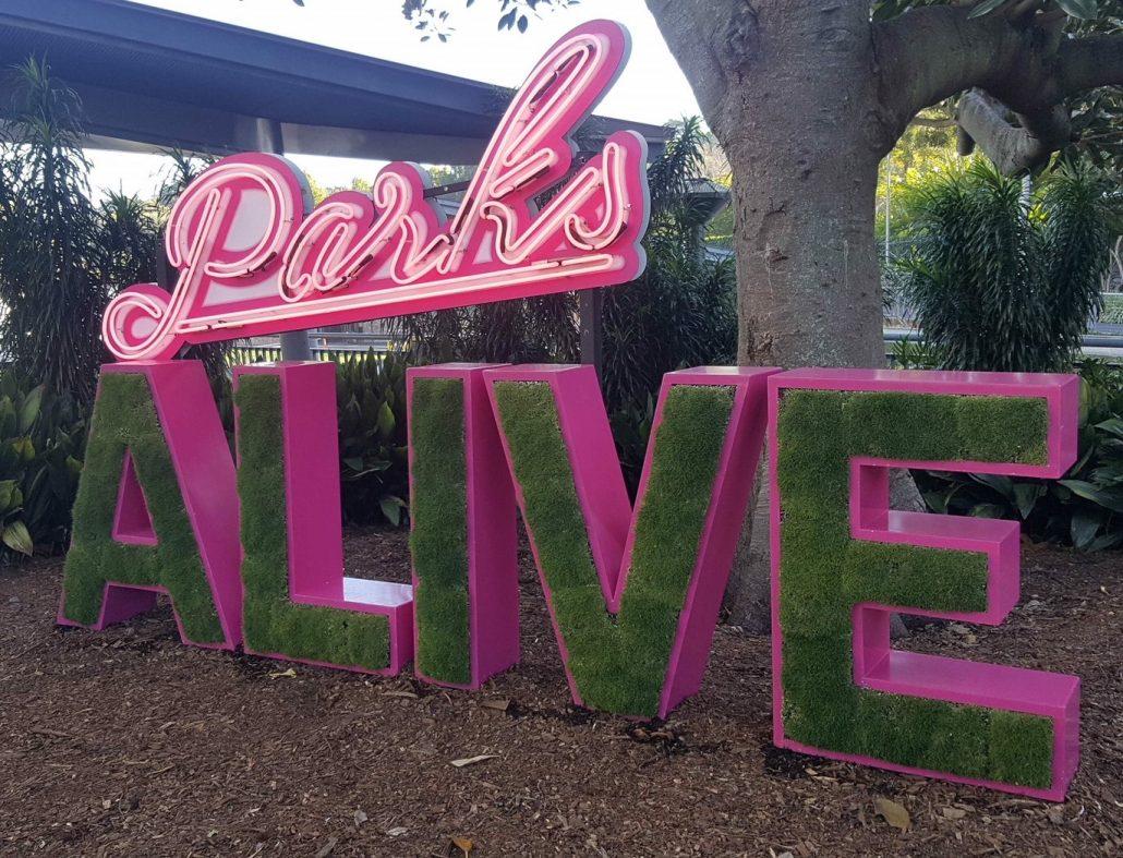 Parks Alive